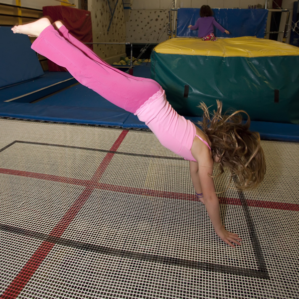 Junior Trampoline and Tumbling
