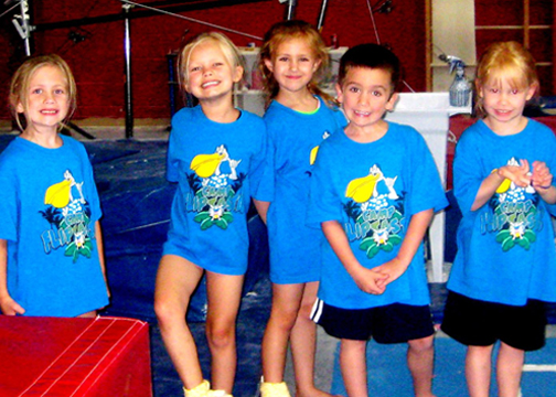 Awesome Camp Fliptastics Kids - Only at Head Over Heels - Birmingham, Alabama